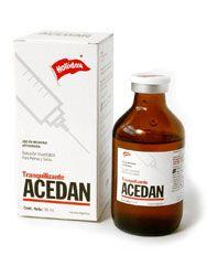 Fisiología y Farmacología Veterinaria: Acepromacina