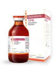ESTILOGANADERO | Productos | Dexametasona 2,5 mg