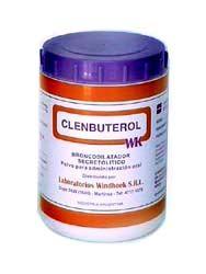 CLEMBUTEROL WK - WINDHOEK - Laboratorio Windhoek S. R. L